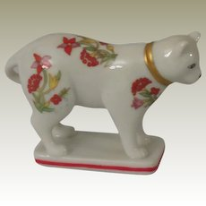 Franklin Mint Kakiemon Curio Cabinet  Cat