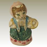 Beswick Beatrix Potter Cousin Ribby Figurine