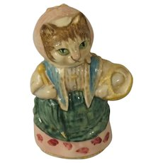 Beswick Beatrix Potter Cousin Ribby Figurine