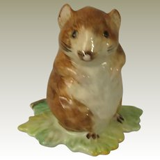 Beswick Beatrix Potter Timmy Willie from Johnny Town Mouse
