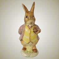 Beswick Beatrix Potter Mr Benjamin Bunny Figurine