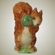 Beswick Beatrix Potter Squirrel Nutkin Figurine