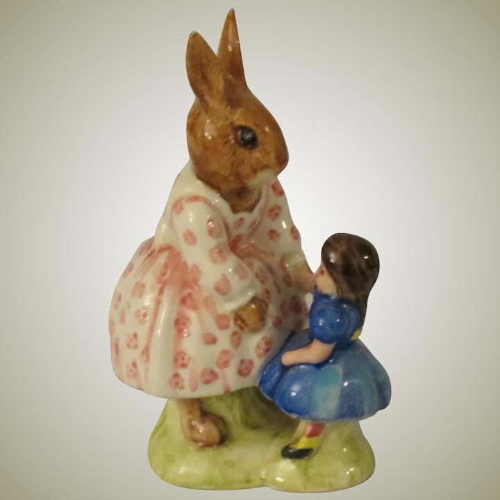 dating bunnykins royal doulton