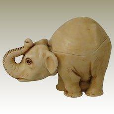 Harmony Kingdom Hearts Content Interchangeables Box Figurine of an Elephant