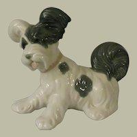 Lladro Adorable Skye Terrier Porcelain Figurine 4643