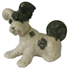 Lladro Adorable Skye Terrier Porcelain Figurine 4643