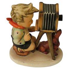 Goebel Hummel Figurine The Photographer Model 178