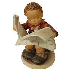 Goebel Hummel Latest News Porcelain Figurine Model 184