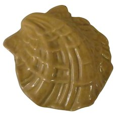 Rookwood Faience Sea Shell Architectural Tile