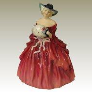 Royal Doulton Genevieve Porcelain Figurine