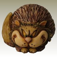 Harmony Kingdom Disney Exclusive Special Edition Roly Poly Lucifer Cat Figurine