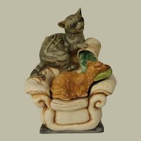Harmony Kingdom Fishy Business Limited Edition Treasure Jest Box Figurine