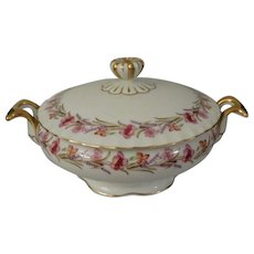 Occupied Japan Regal China Fairfax Covered Casserole
