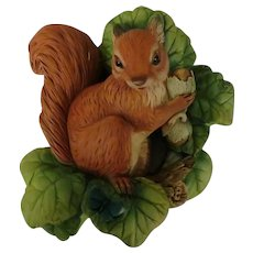 Bossons of England Squirrel Wall Plaque from Wild Life Series