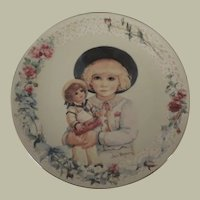 Paul from Dear to My Heart Plate Collection by Jan Hagara Limited Edition