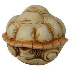Harmony Kingdom Roly Poly Botero the turtle
