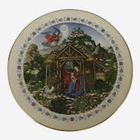 The Holy Child Limited Edition Fleetwood Collector Plate