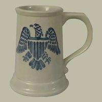 Pfaltzgraff Yorktowne Eagle Tankard or Stein