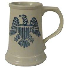 Pfaltzgraff Yorktowne Eagle Tankard