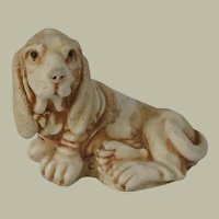 Nell the Bassett Hound Harmony Kingdom NetsUKe Treasure Jest Figurine
