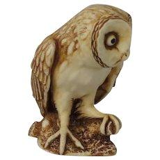 Harmony Kingdom Ollie the Owl Treasure Jest NetsUKe