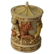 Harmony Kingdom Harmony Circus The Olde Time Carousel Box Figurine