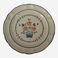 Brambleberry by Hearthside Cumberland Stoneware Dinner Plates - set of 2