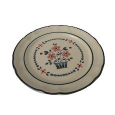 Brambleberry by Hearthside Cumberland Stoneware Salad Plates - set of 2
