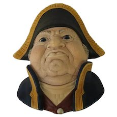 Bossons Mr Bumble Chalkware Wall Mask or Head Plaque