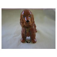 Vintage Cocker Spaniel Dog Figurine - Kreiss and Co.