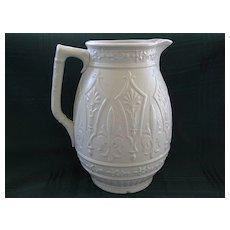Stoneware Salt Glazed Pottery Jug/Pitcher