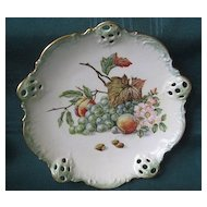 Rosenthal Hand Painted Signed Porcelain Dish