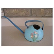 Vintage Ohio Art Co, Child's Tin Watering Can