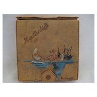 Vintage Souvenir Handkerchief  Box  from Buffalo, N. Y.