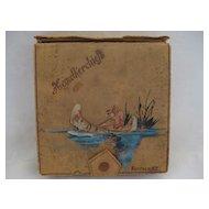 Vintage Souvenir Handkerchief  Box  from Buffalo, N. Y.