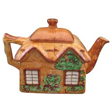 Antique English Hanlay Cottage Tea Pot