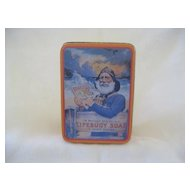 Vintage Lifebuoy Soap Advertising Tin Box