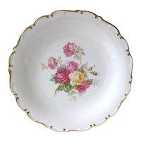 """Schumann Arzberg Germany 12"""" Rose Charger Plate"""