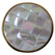 Vintage Lady's Compact by Max Factor - Cream Puff