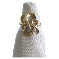 Vintage 14K Gold Ring