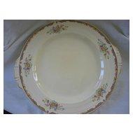 "Grindley Floral Pattern ""Ludlow"" Platter 1940's - 1950's"