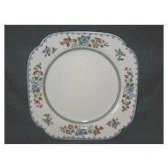 Copeland Spode Serving Dish  ( 2 )    Pattern  Royal Jasmine or Strathmere