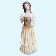 OOAK Jamalea Corre Handmade Doll Figurine Victorian Solvang Cynthia MINT