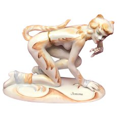 Wallendorf Thuringia Jemima Figurine Cats Broadway Musical Play Andrew Lloyd Webber