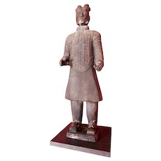 Qin Shihuang Terracotta Soldier - 44 ""