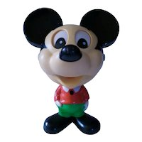Talking Mickey Mouse pull toy