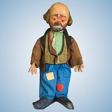 Emmett Kelly Willy the Clown Doll