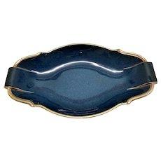 Carlton Ware Bleu Royale Dish