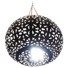 Vintage Moroccan Chandelier/ Lighting/Home Decor