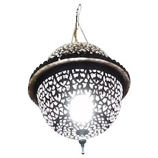 Vintage Moroccan chandelier/Traditional chandelier/Home Decor